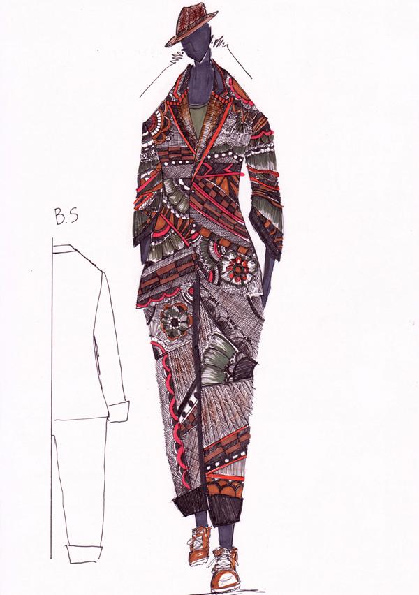 『新宿ゴールデン街』田村侑大/国際ビューティ・ファッション専門学校