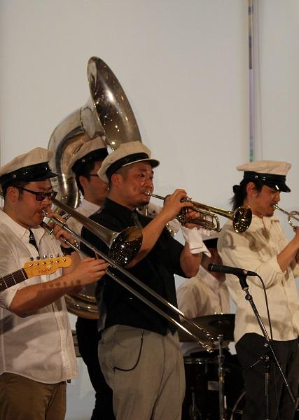 新宿 春の楽しいジャズ祭り