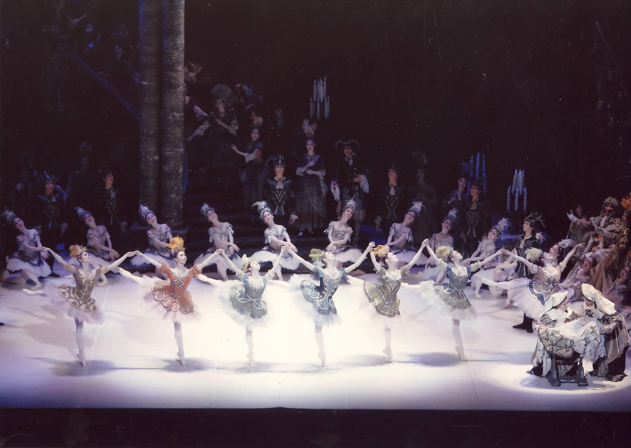 【ダンス・プロジェクト2018】松山バレエ団 ザ・ジャパン・バレエ21