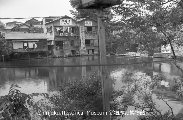 新宿歴史博物館 データベース 写...