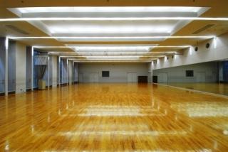 B1F小体育室