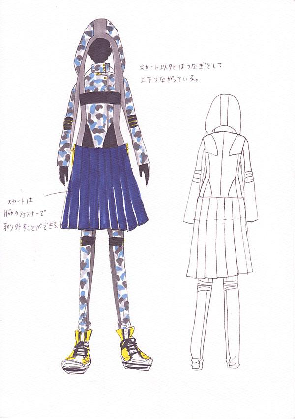 『踊れ』三上百恵/織田ファッション専門学校