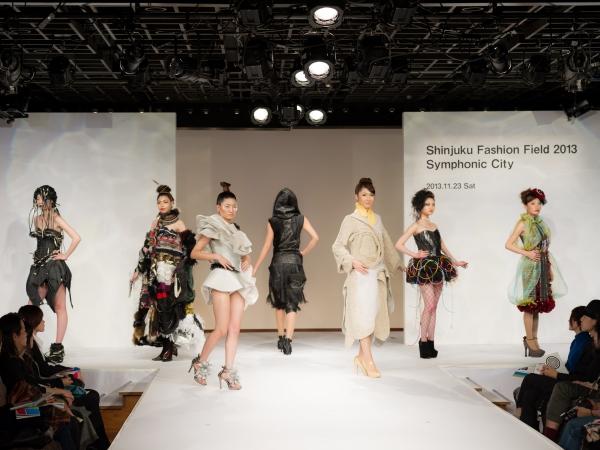 新宿ファッションフィールド2013開催風景01