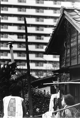 西大久保地区市街地再開発 昭和53年(1978)頃