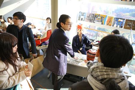 新宿ファッションフィールド2014開催風景03