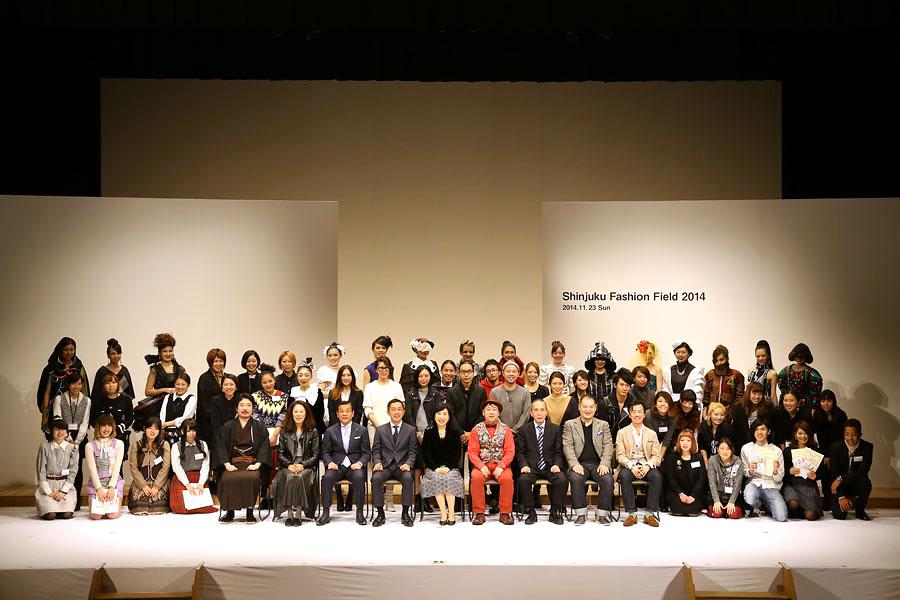 新宿ファッションフィールド2014開催風景04