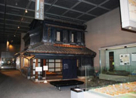 新宿の歴史 常設展示室