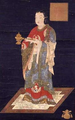 聖徳太子画像